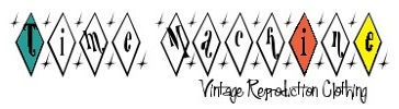 Time Machine Vintage Logo