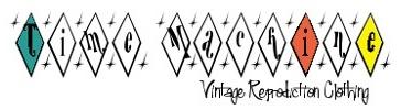 Time Machine Vintage Logo