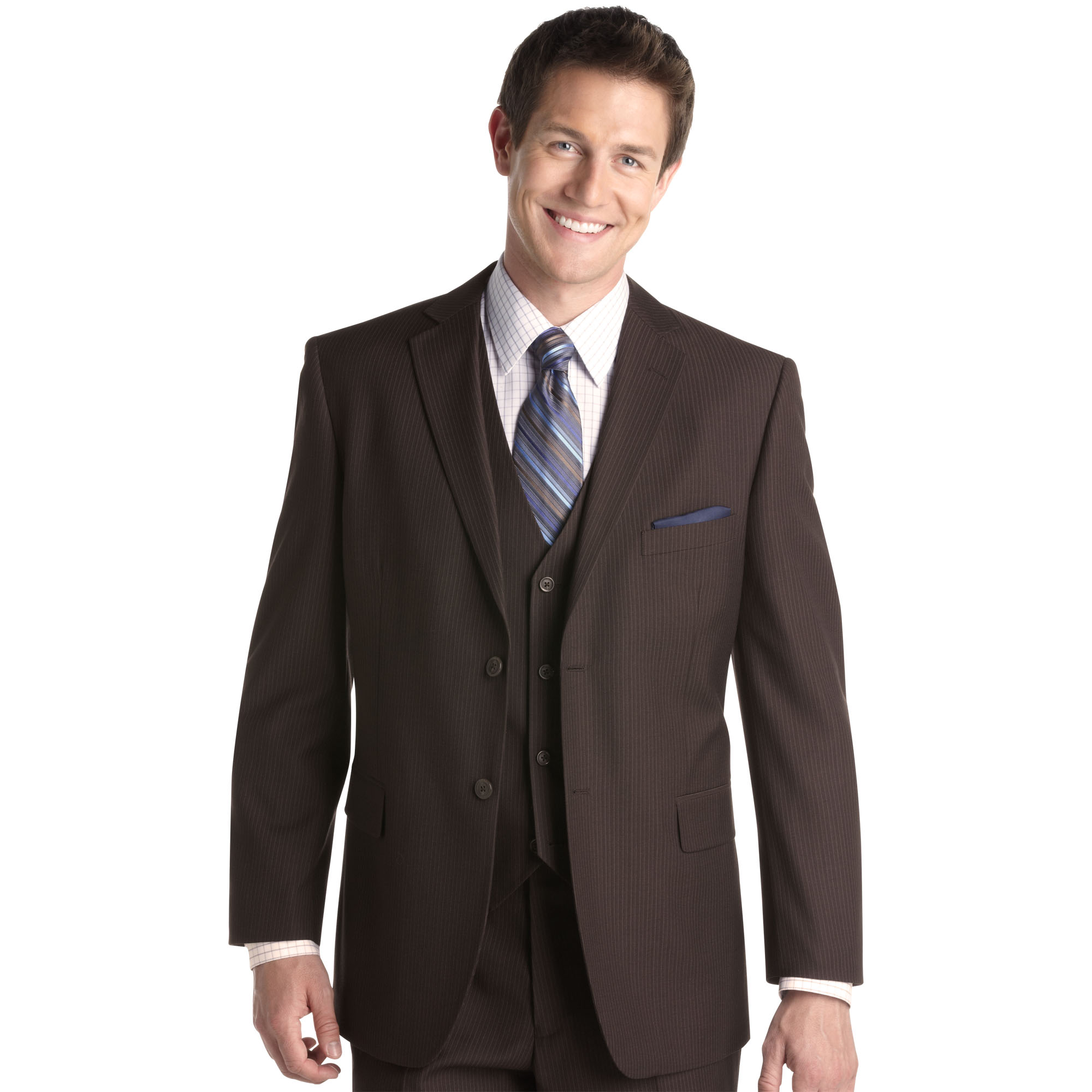 Three Piece Suit at Men's Wearhouse