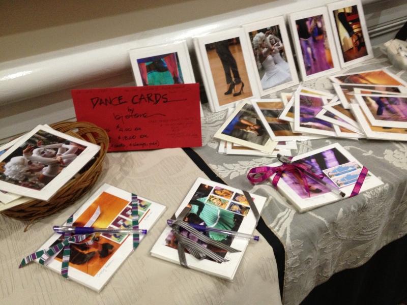 Dance cards by DJ Stone