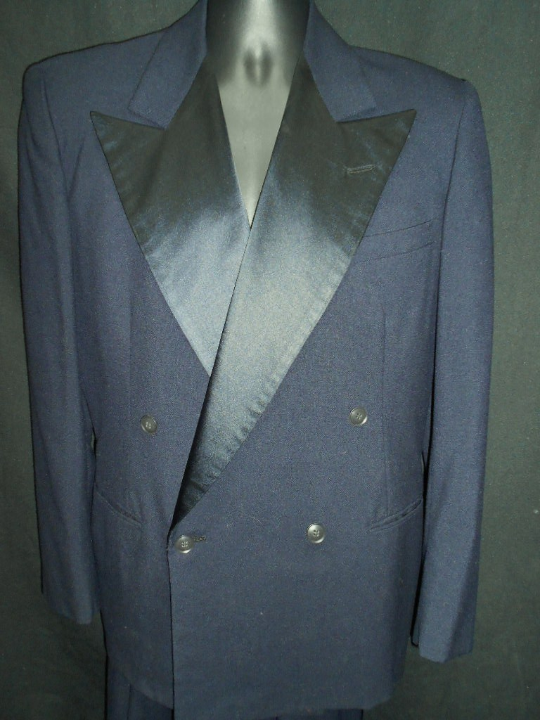 Navy tux, size 42, Buy it Now for $135.00