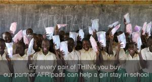 For more information on AFRIpads, visit afripads.com