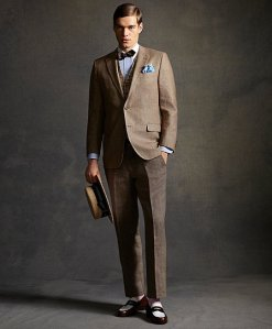 From the Brooks Brothers Great Gatsby Collection