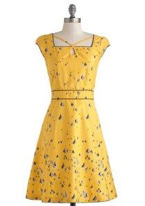 THE sailboat dress