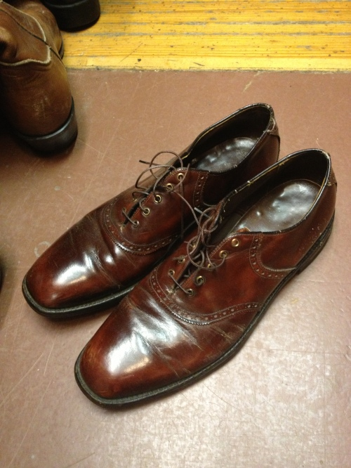 Oxfords at Sweet Lorain