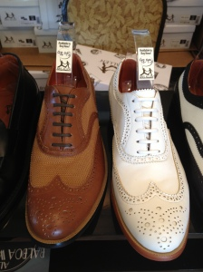 Still obsessing over Dancestore.com's mesh and leather wingtip