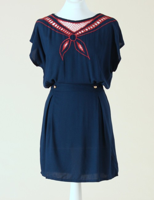 How About a Second Mate? Dress - also available in a romper, what the what?!