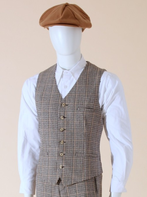 Anything Goes vest and...