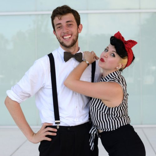 Dapper dancers in Tampa