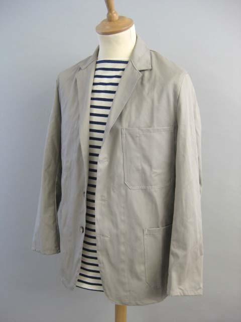 Cotton Work Jacket - a nice summer weight jacket option