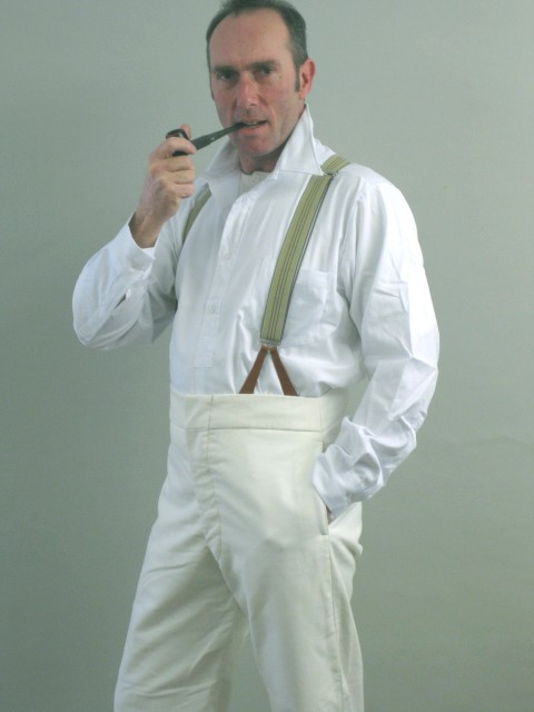 "Cricket trousers - ""perfect for any period cricketing attire"""
