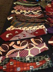 Ties at Raleigh Vintage