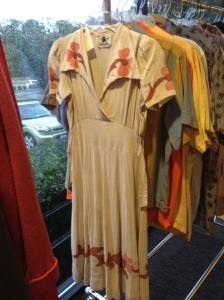 Adorable dress at Raleigh Vintage