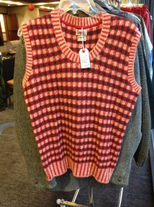 Raleigh Vintage always has a few good sweater vests!