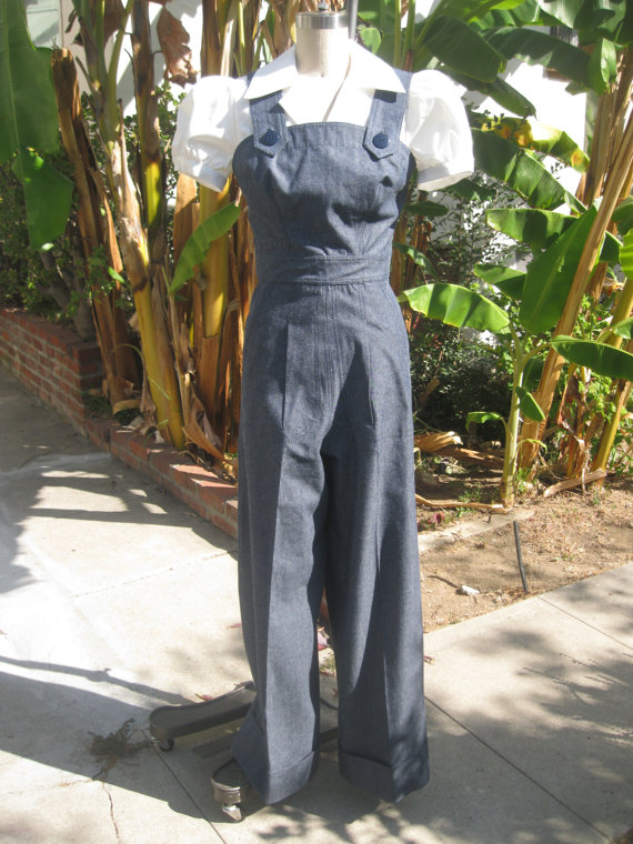 Ridiculously cute overalls