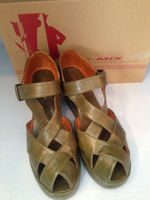 Re-mix Meadow wedge in sizes 9, 10, and 11 (same link), $91.00