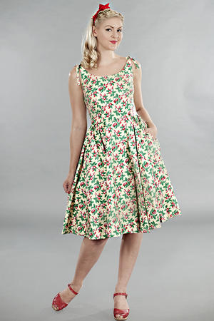 Why, yes, they also do dresses... ;)