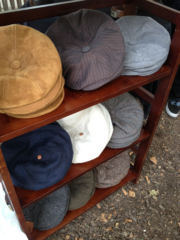 Goorin Bros. caps