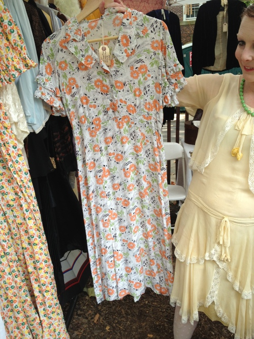 More floral loveliness at Noble Savage Vintage