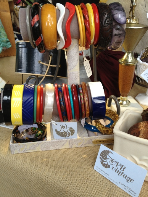 VB Vintage selection of bangles