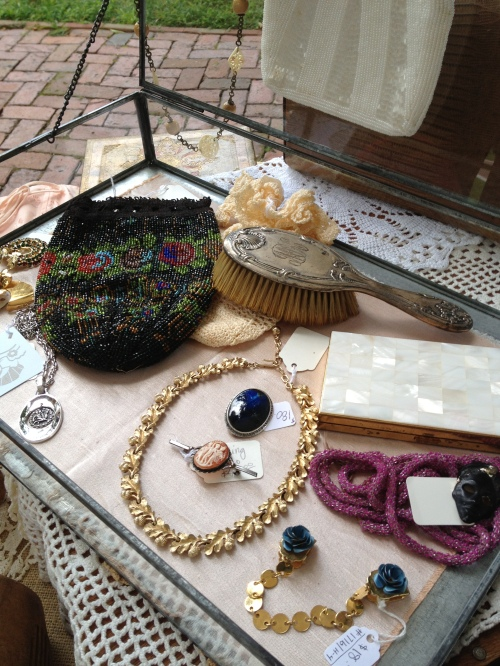 Pretty vintage accessories from VB Vintage