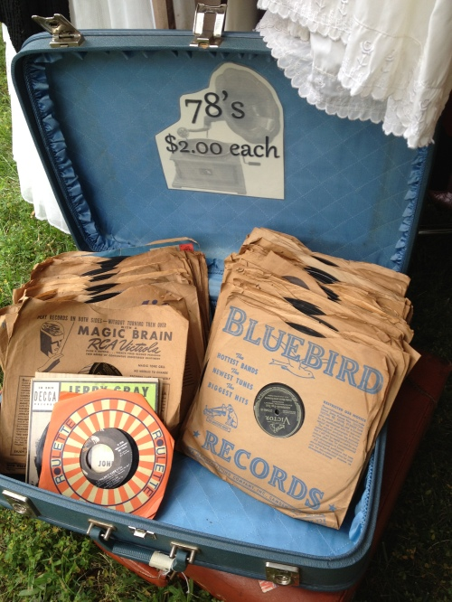 78s at Monkey Shynes