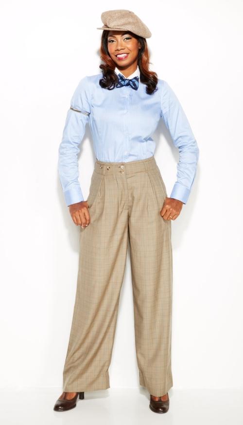 The Parker Trouser
