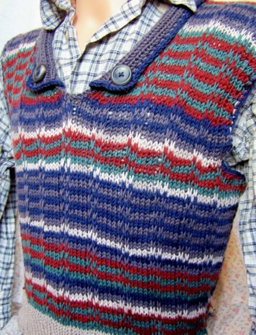 Another great sweater vest option