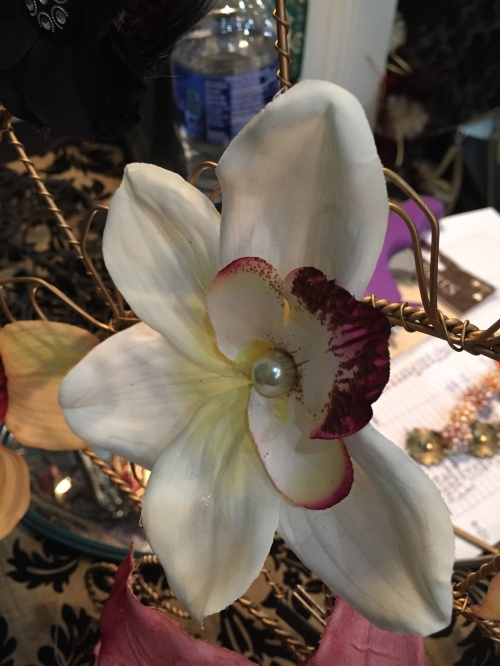 A gorgeous orchid by Forties Forward