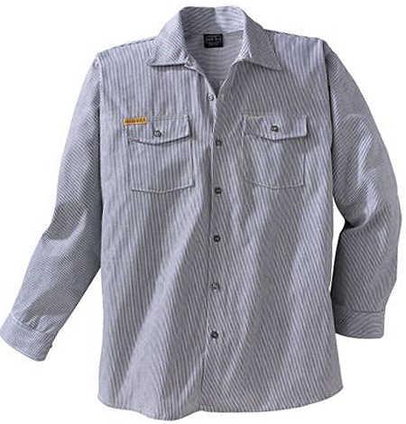 Hickory work shirt from Prison Blues