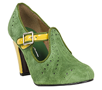 Re-Mix-Cloche Heel-Fern_Yellow-$216_thumb
