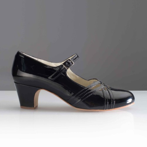Leather Lindy Hop Shoes